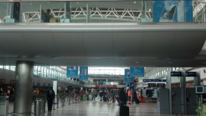 Ezeiza International Airport.