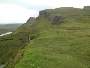 And the beautiful Scottish highlands (the favorite part of my trip).