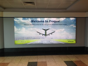My trip to Prague