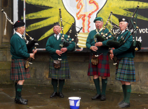 Pipers on Prince's Street