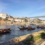 Boats on Rio Douro