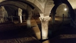 Gloucester- Cathedral Crypt